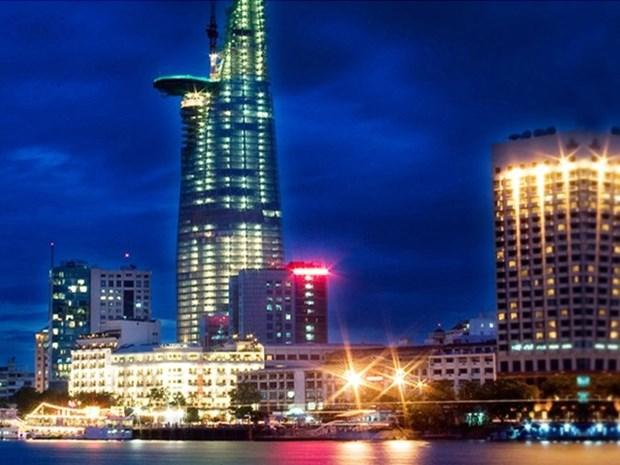 Bitexco, torre iconica de Ciudad Ho Chi Minh hinh anh 1