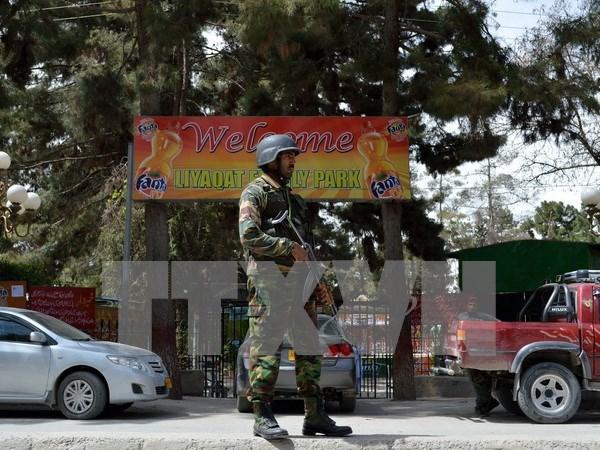 Paises de ASEAN condenan ataque con bomba en Lahore, Pakistan hinh anh 1
