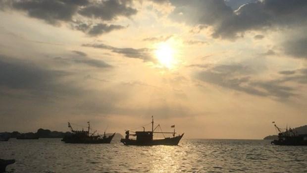 Marineros malasios secuestrados por hombres armados en Filipinas hinh anh 1