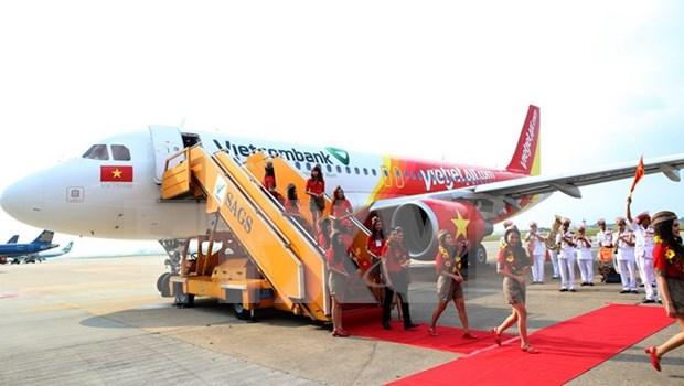 Vietjet Air elegida la aerolinea mas favorita en Vietnam hinh anh 1