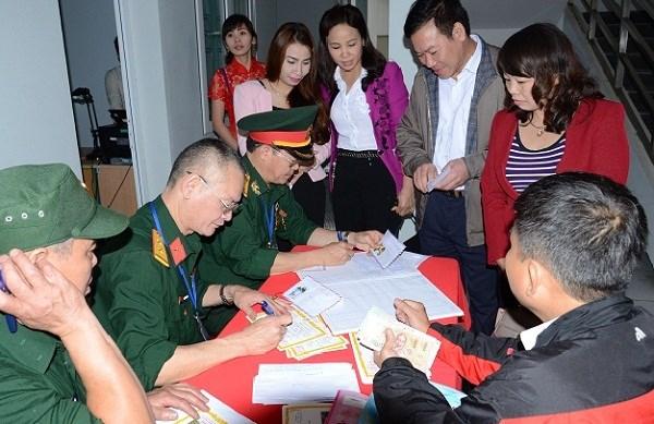 Rinden homenaje a martires caidos por causa independista de Vietnam hinh anh 1