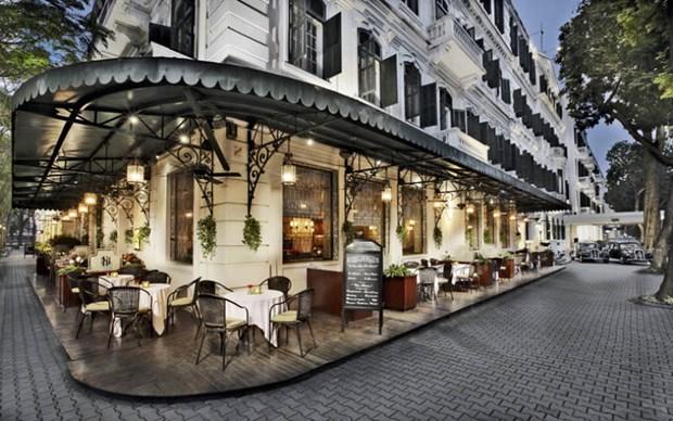 Sofitel Metropole Hanoi entre los mejores hoteles del mundo hinh anh 1