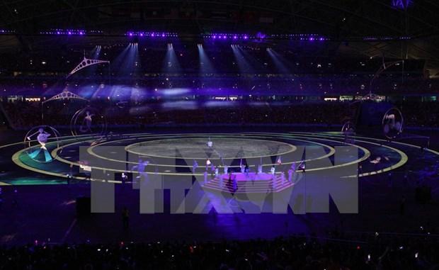 Hanoi acogera los juegos deportivos regionales SEA Games 31 hinh anh 1