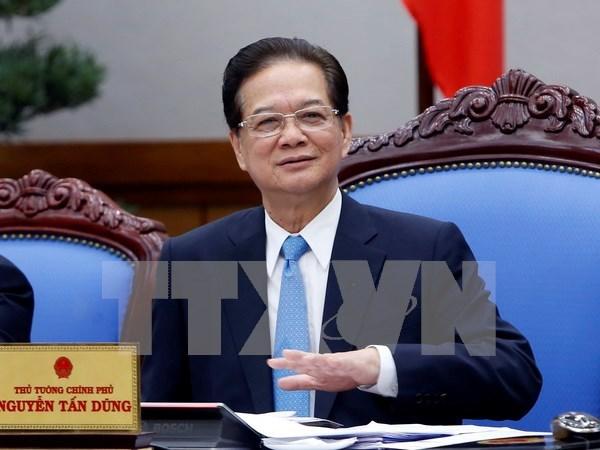 Parlamento vietnamita delibera liberacion de premier de su cargo hinh anh 1