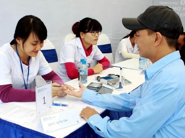 Vietnam refuerza conciencia publica contra diabetes hinh anh 1