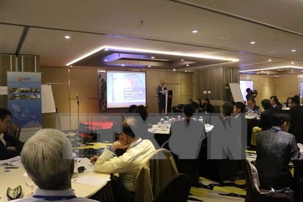ASEAN define prioridades para reducir brecha de desarrollo hinh anh 1