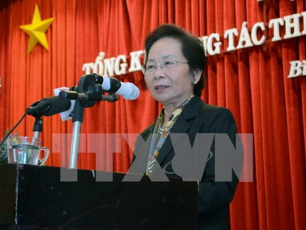Parlamento aprueba liberacion de cargos de vicepresidenta y otros funcionarios hinh anh 1