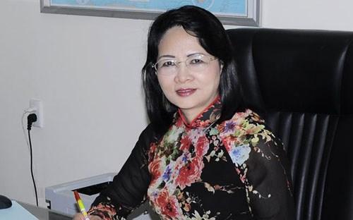 Parlamento vietnamita elige a nueva vicepresidenta y otros altos funcionarios hinh anh 1