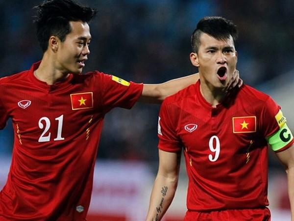 Vietnam avanza en el ranking de la FIFA hinh anh 1