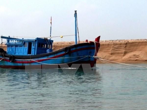 Malasia detiene a 23 pescadores vietnamitas hinh anh 1