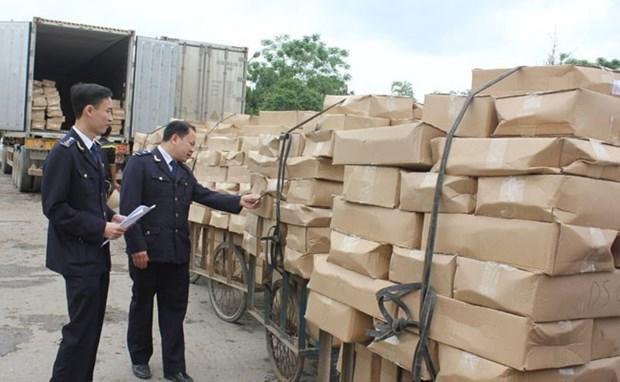 Disminuye deficit comercial entre Vietnam y China hinh anh 1