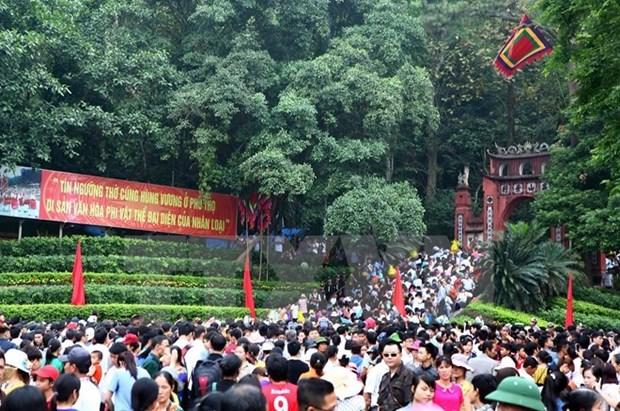 Rinden tributo a fundadores de la nacion vietnamita hinh anh 1