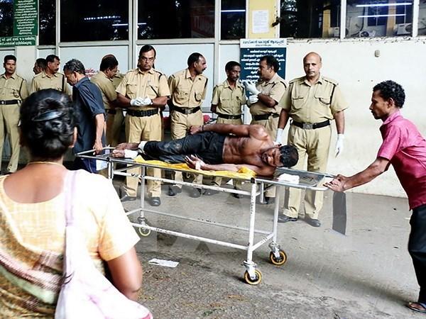 No reportan ninguna victima vietnamita en explosion en India hinh anh 1