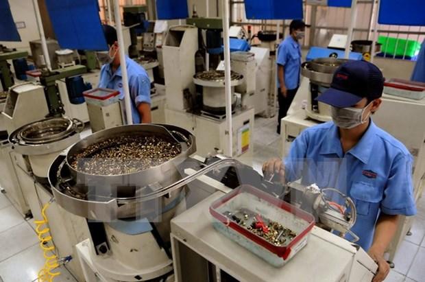 Inaugurada en Vietnam fabrica de inversion japonesa hinh anh 1