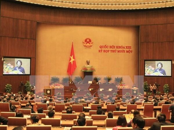Parlamento de XIII legislatura concluye ultimo periodo de sesiones hinh anh 1