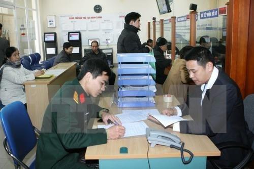 Indice de eficiencia de administracion publica mejora operacion estatal de Vietnam hinh anh 1