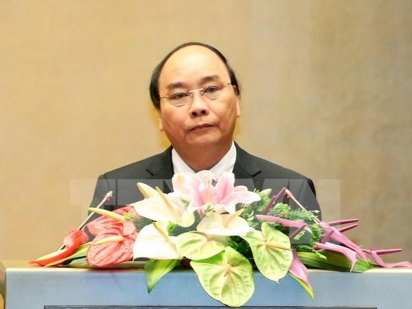 Envian mas felicitaciones a primer ministro y a lider parlamentaria de Vietnam hinh anh 1