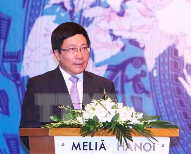 Vietnam acelera preparativos para APEC 2017 hinh anh 1