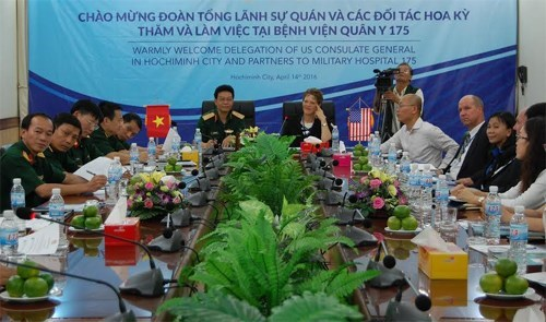 Celebran seminario sobre cooperacion en salud entre Vietnam y EE.UU. hinh anh 1