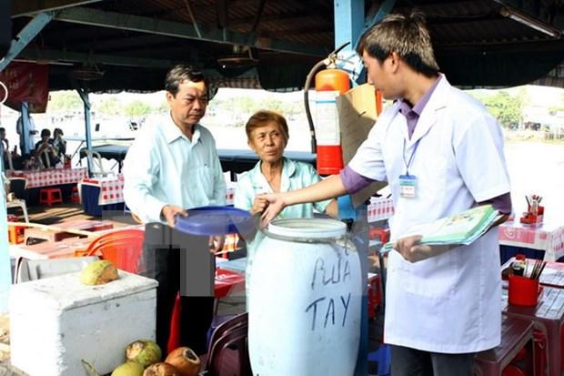 Localidades vietnamitas intensifican medidas de prevencion por Zika hinh anh 1