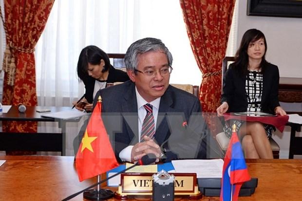 Embajador vietnamita destaca progreso en relaciones con EE.UU. hinh anh 1