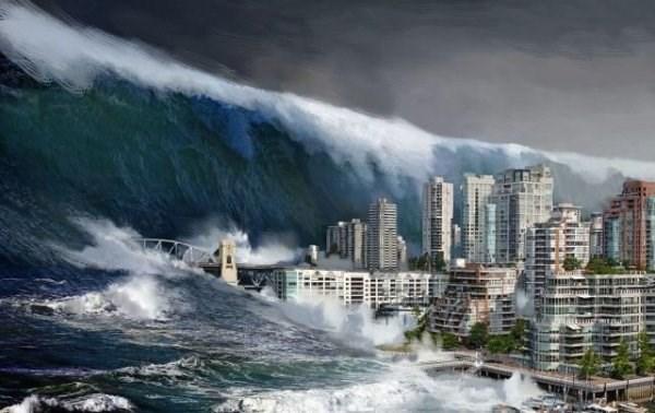 Intacto Vietnam ante proximo super terremoto y tsunami en Pacifico hinh anh 1