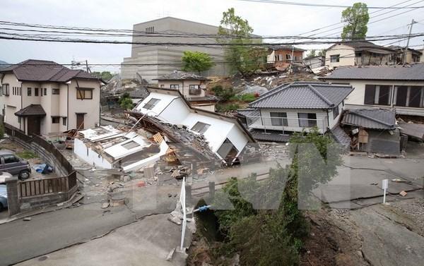 Envia Vietnam condolencias por terremoto en Japon hinh anh 1