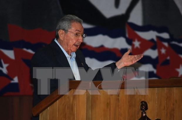 Partido Comunista de Cuba debate sobre economia en su VII Congreso hinh anh 1