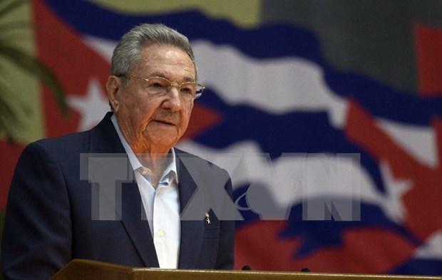 Cuba busca conceptualizacion de su modelo socioeconomico hinh anh 1