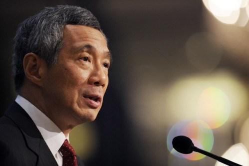 Primer ministro singapurense visita Israel hinh anh 1