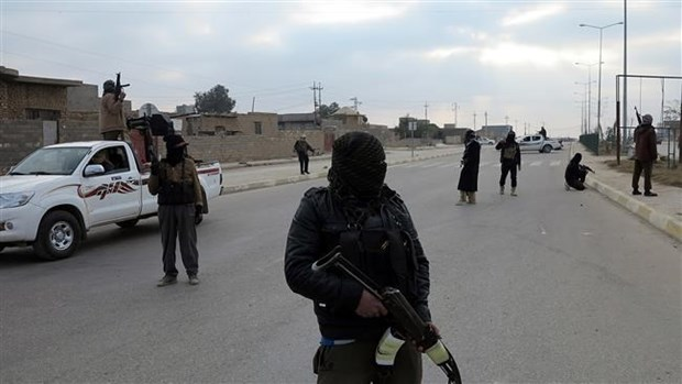 Estado Islamico amenaza a Malasia, Filipinas e Indonesia con mas ataques hinh anh 1