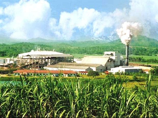 Cambodia inaugura mayor fabrica de azucar refinado de Asia hinh anh 1