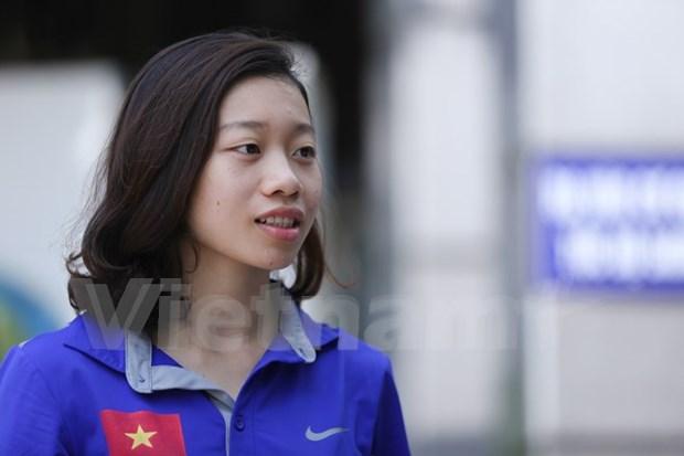 Gimnastas vietnamitas ganan dos boletos a Juegos Olimpicos 2016 hinh anh 1
