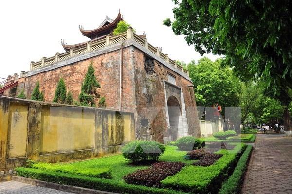 Ciudadela imperial de Thang Long sera parque cultural – historico hinh anh 1