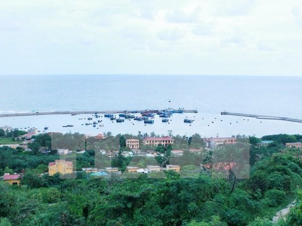 Guardacostas de Vietnam y China fomentan cooperacion por una zona maritima pacifica hinh anh 1