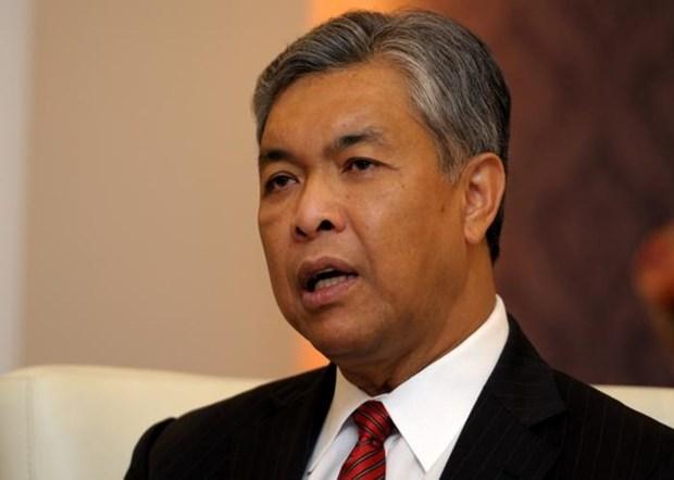 Malasia enfatiza multilateralismo en enfrentamiento a desafios de seguridad hinh anh 1