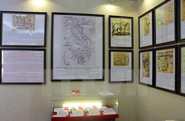 Exhiben pruebas historicas sobre soberania vietnamita en Hoang Sa y Truong Sa hinh anh 1