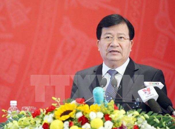 Infraestructura de transporte, factor crucial de entorno favorable de negocios hinh anh 1