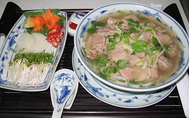 Semana de Gastronomia vietnamita en Venezuela hinh anh 1