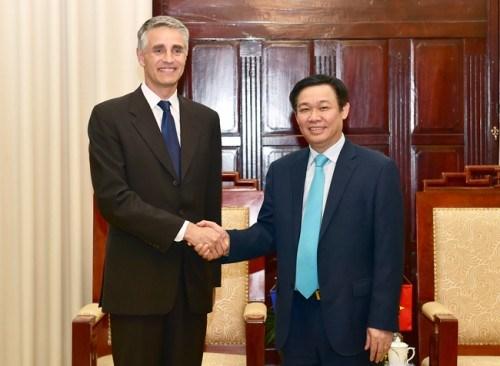Fondo Monetario Internacional valora situacion macroeconomica de Vietnam hinh anh 1