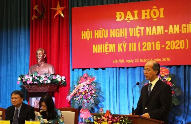 Vietnam y Argelia fortalecen cooperacion en economia y comercio hinh anh 1
