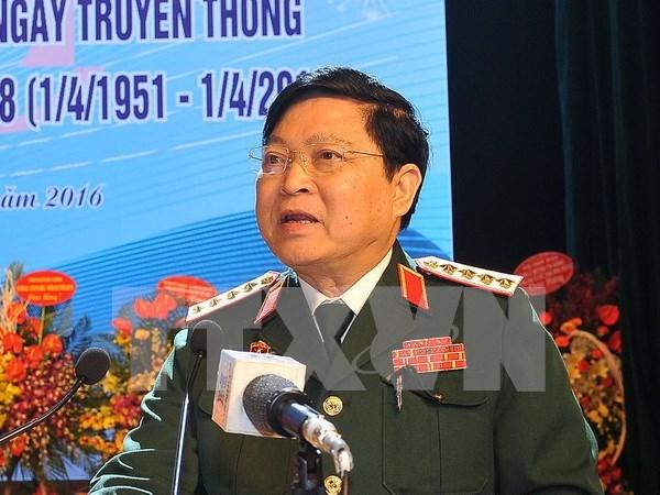 Ministro de Defensa de Vietnam efectua visita oficial a Rusia hinh anh 1