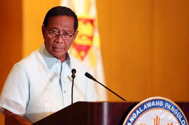 Filipinas en visperas de elecciones presidenciales hinh anh 1