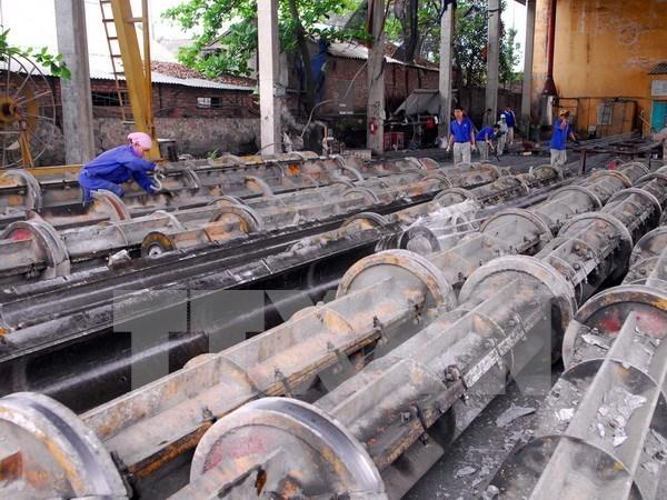 Crean en Vietnam fondo para desarrollo de empresas pequenas y medianas hinh anh 1