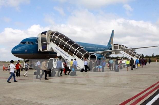 Vietnamitas y filipinos prefieren vias aereas para viajar en ASEAN hinh anh 1