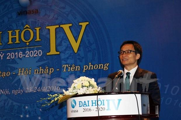 Urge vicepremier a desarrollar empresas incipientes de tecnologia informatica hinh anh 1
