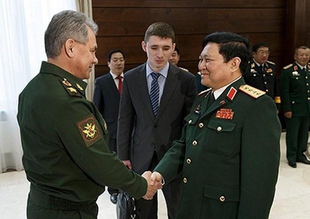Vietnam, socio importante de Rusia en Asia- Pacifico, afirma Sergei Shoigu hinh anh 1