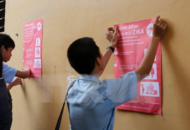 Vietnam declara fin de epidemia de Zika hinh anh 1