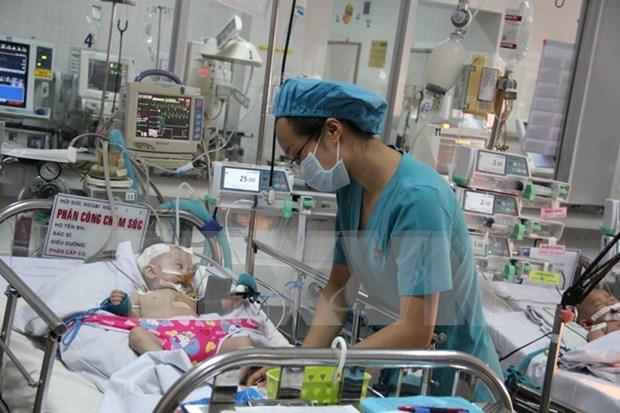 Entra en funcion hospital pediatrico mas moderno en Delta de rio Mekong hinh anh 1