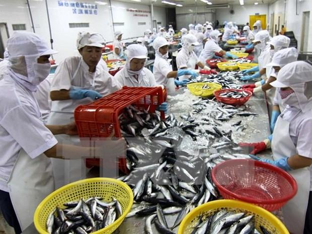Crecen exportaciones de productos agrosilvicolas y acuaticos de Vietnam hinh anh 1